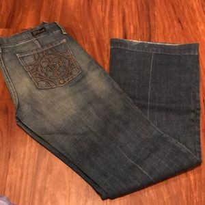Citizens of humanity bellbottoms